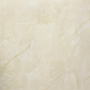 Carrelage Sol Et Mur Jupiter Marbre Optique Ivory Poli Brillant 80x80cm
