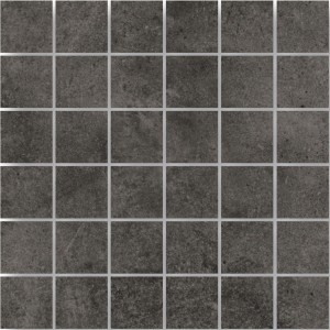 Mosaïque Carrelage Oregon Anthracite Carré