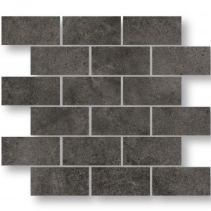 Mosaïque Carrelage Oregon Anthracite Rectangle