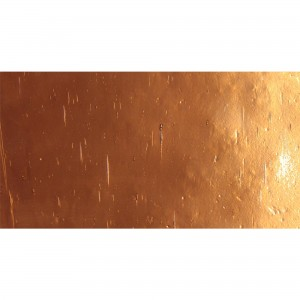 Metro Verre Carrelage Mural Subway Copper Mirage Smooth 7,5x15cm
